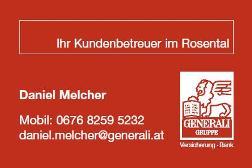 Generali - Daniel Melcher