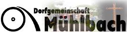 DGM Logo schwarz mit Bild im Hintergrund