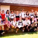 Die Kirchtagslader 2012
